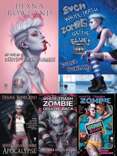 White Trash Zombie Series